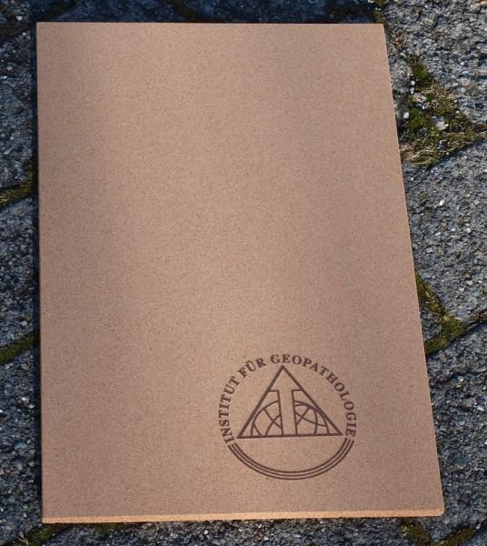 Kopschinakorkplatte klein - ca. 43x28x1cm