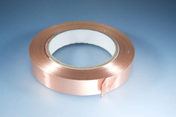 Kupfer-Erdungsbandband – groß